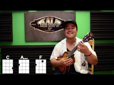 Easy Uke Songs - Bruno Mars - Just The Way You Are (Ukulele Tutorial)