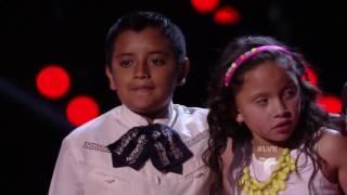 Cubanito Daniel eliminado de La Voz Kids