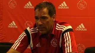 Coach Roger da SA, midfielder Granwald Scott and goalkeeper Anssi Jaakkola speak about the upcoming season.