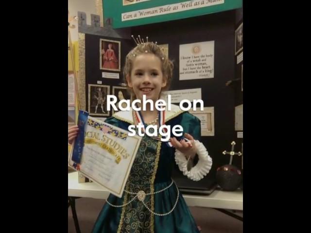 Rachel theatre Upwork