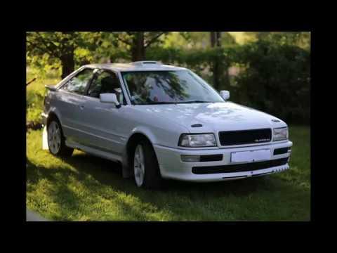 Audi Coupe Quattro Restoration Process