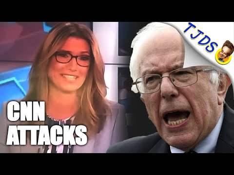 Bernie Falsely Slimed By NY Daily News, CNN Runs With it