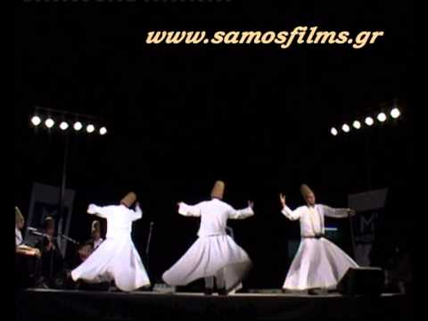 DERVISIDES DANCE AT SAMOS