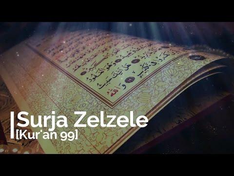 Surja Zelzele [Kur'an:99]-Mëso Sure!