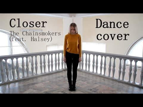 "The Chainsmokers (feat. Halsey) - ""Closer"" dance cover by Fly G (Aspira)"