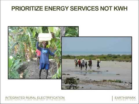 Integrated Rural Electrification
