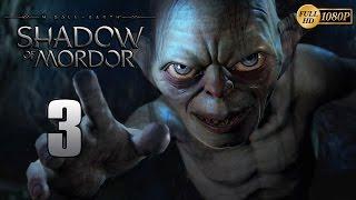 La Tierra Media: Sombras de Mordor Parte 3 Español Gameplay Walkthrough (PC XboxOne PS4)