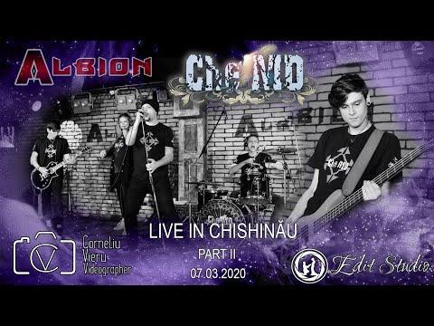 Che-MD - Live In Chișinău I PART II [Concert Video] Albion
