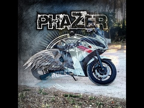 Phazer, off-road adventure and Photo Safari - ish...