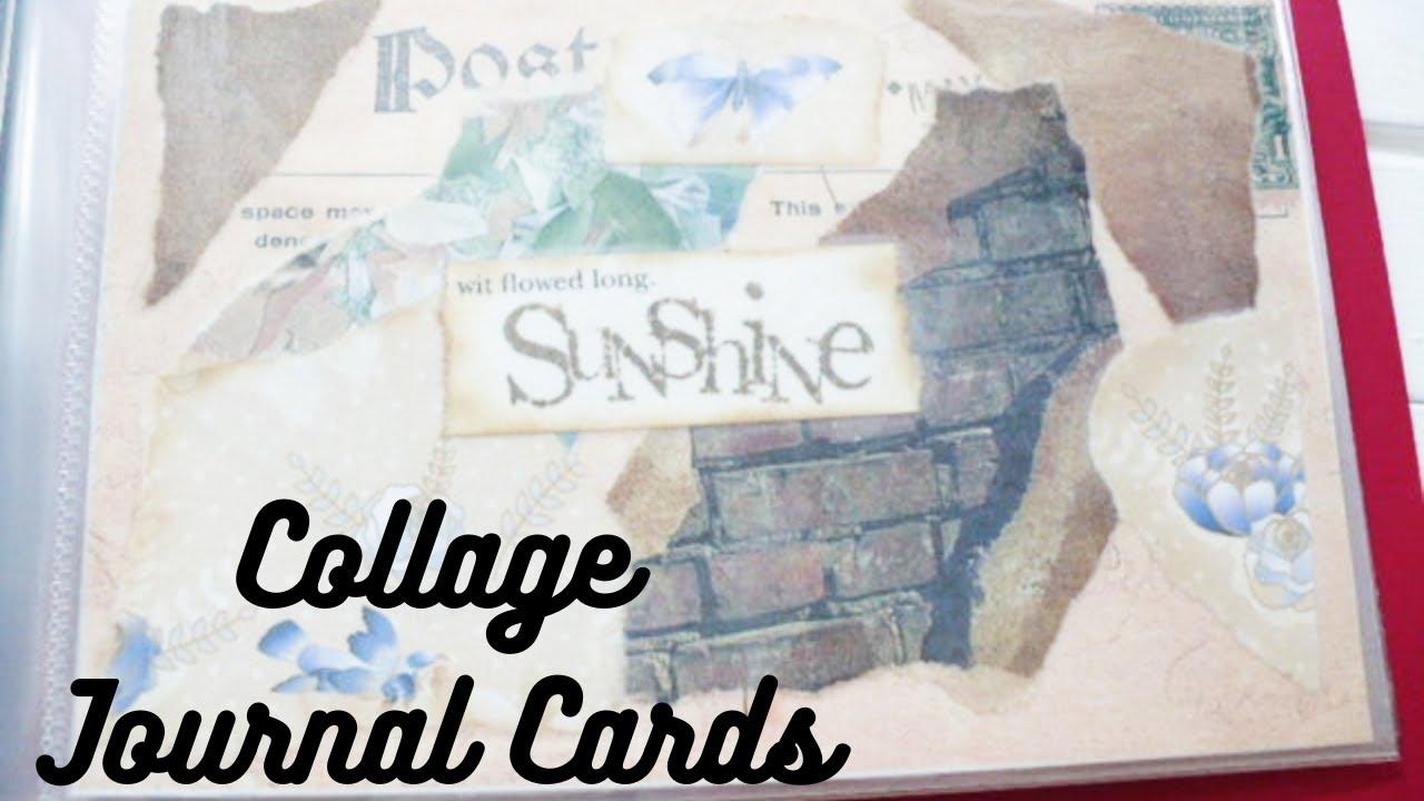 Junk Journal Embellishments Altered Recipe Card Tutorial - Free Digital Download
