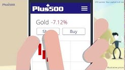 Plus500: Trade Trend - Gold - English Australia