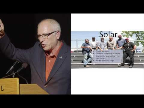 Energy futures: frontline of the Green Energy Revolution | David Dodge | Walrus Talks