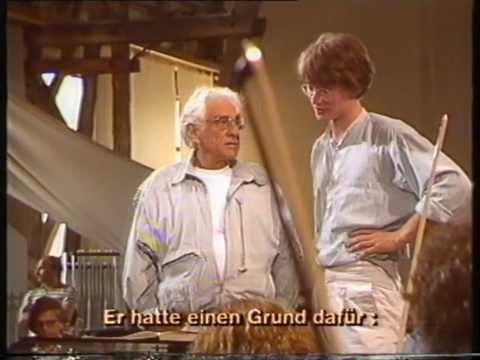 """Leonard Bernstein In Salzau 2 - """"Taktschlagen Kann Jeder, Aber..."""" (VHS)"""