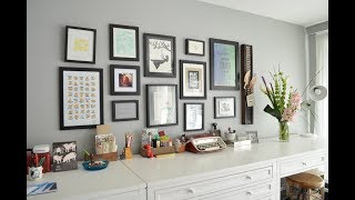 Top 40 Gallery Wall Design Ideas Tour 2018 | DIY Wall Decor On a Budget | Cheap Decorating Room