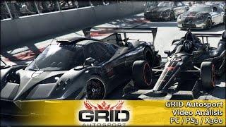 GRID Autosport | Análisis español GameProTV