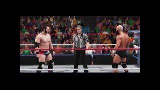 GARGANO VS CIAMPA! CHAMPIONS CHALLENGE! Wrestling United Show Ep. 2