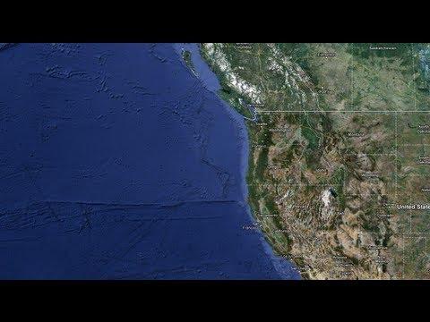 Breaking News: 7.7 Magnitude Earthquake Hits Canada