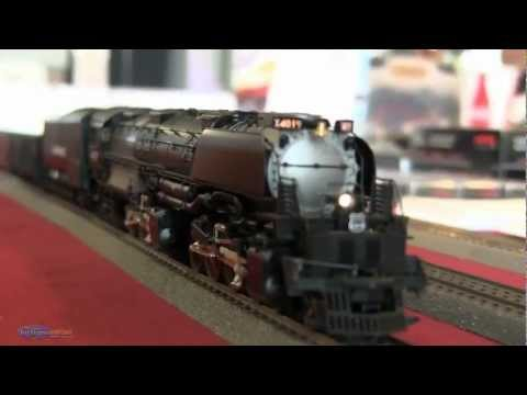 HO Scale Toy Steam Train