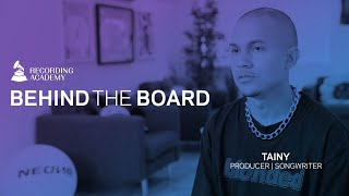 Reggaeton & Latin Pop Pioneer Producer Tainy On Working With J Balvin & More | Behind The Board