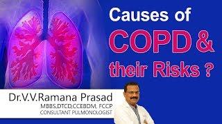 Hi9 | Causes of COPD & their risks? | Dr.Ramana Prasad | Pulmonologist