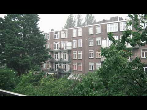 Amsterdam Thunderstorm 22 06 2017