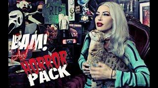 BAM Box / Horror Pack Nov 2017