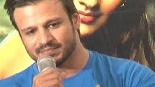 Vivek Oberoi at the first look launch of