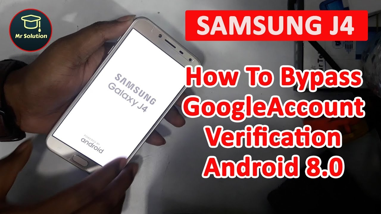 Samsung Galaxy J4 2018 SM-J400F Google Account Verification Bypass Tutorial