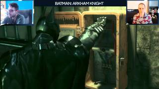 Batman: Arkham Knight - Everyeye.it Live
