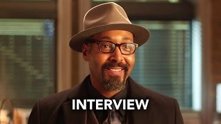 "The Flash 3x17 Jesse L. Martin Interview ""Duet"" (HD) Musical Crossover"
