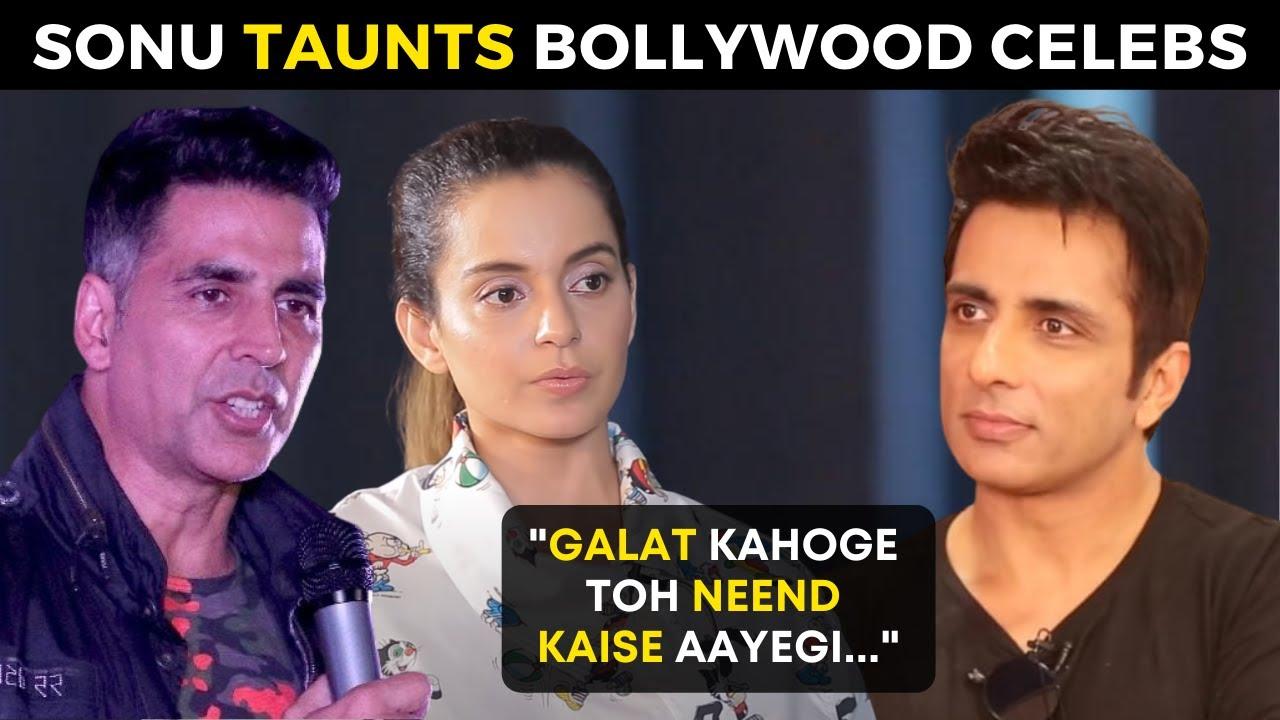 Download Farmers' Protest: Did Sonu Sood INDIRECTLY TAUNT Bollywood stars for #IndiaAgainstPropaganda tweets?