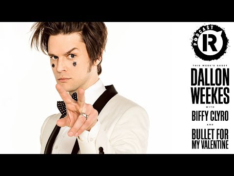 Dallon Weekes From IDKHow, Plus Biffy Clyro & Bullet For My Valentine - Rock Sound Podcast Mp3