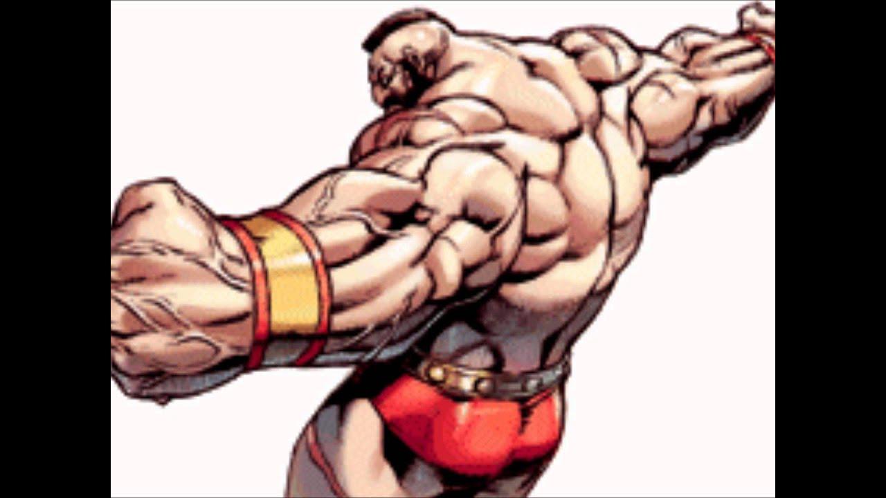 Super Street Fighter Ii Turbo Revival Zangief Theme Youtube