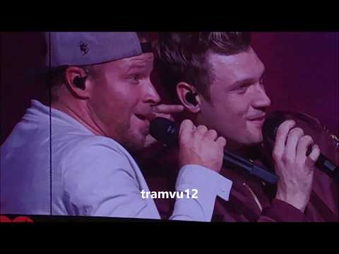 [FAN CAM] Backstreet Boys Performs Live in Toronto 12092017
