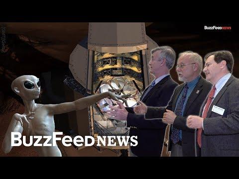 "New Giant Magellan Telescope Will ""Smell"" For Alien Life"