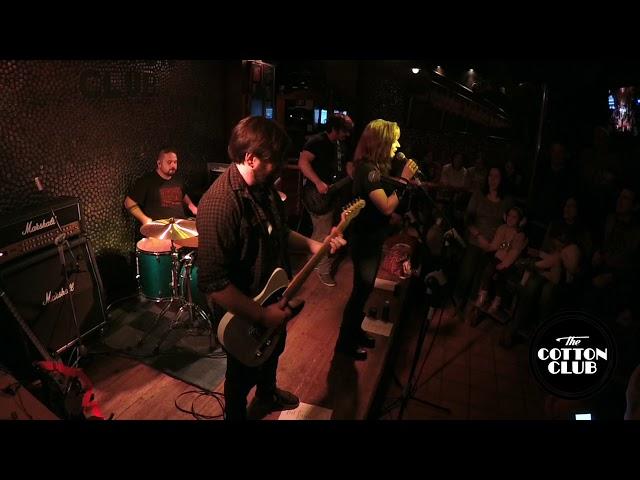 Onira en directo en Cotton Club Bilbao  Puta