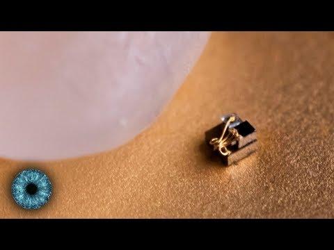 Winziger als ein Reiskorn: Kleinster Computer der Welt gebaut