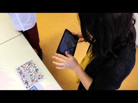 Infinte Boards - Augmented Reality Board Game