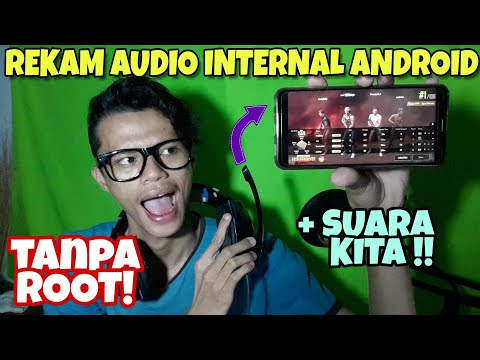 Cara Merekam Audio Internal Android Tanpa ROOT & PC (Support Android Oreo) 2018