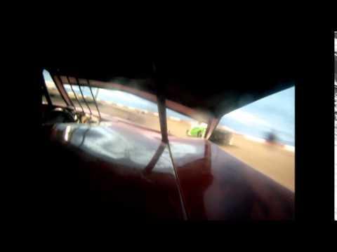 6.5.15 Mod 4 Main in car Casper Speedway