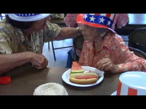 Seniors Living in Paradise - August 2018