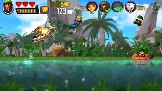 Ramboat android game (good graphics , only 35mb)