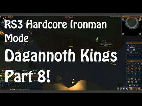 how to make a hardcore ironman
