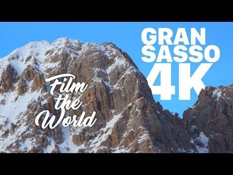 Gran Sasso in 4K