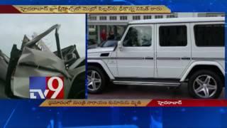 Narayana Son death : AP, TS leaders rush to Apollo - TV9