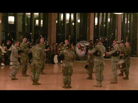 West Point Cadets Pipes and Drums