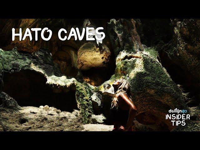 Hato Caves - DOLFIJNGO