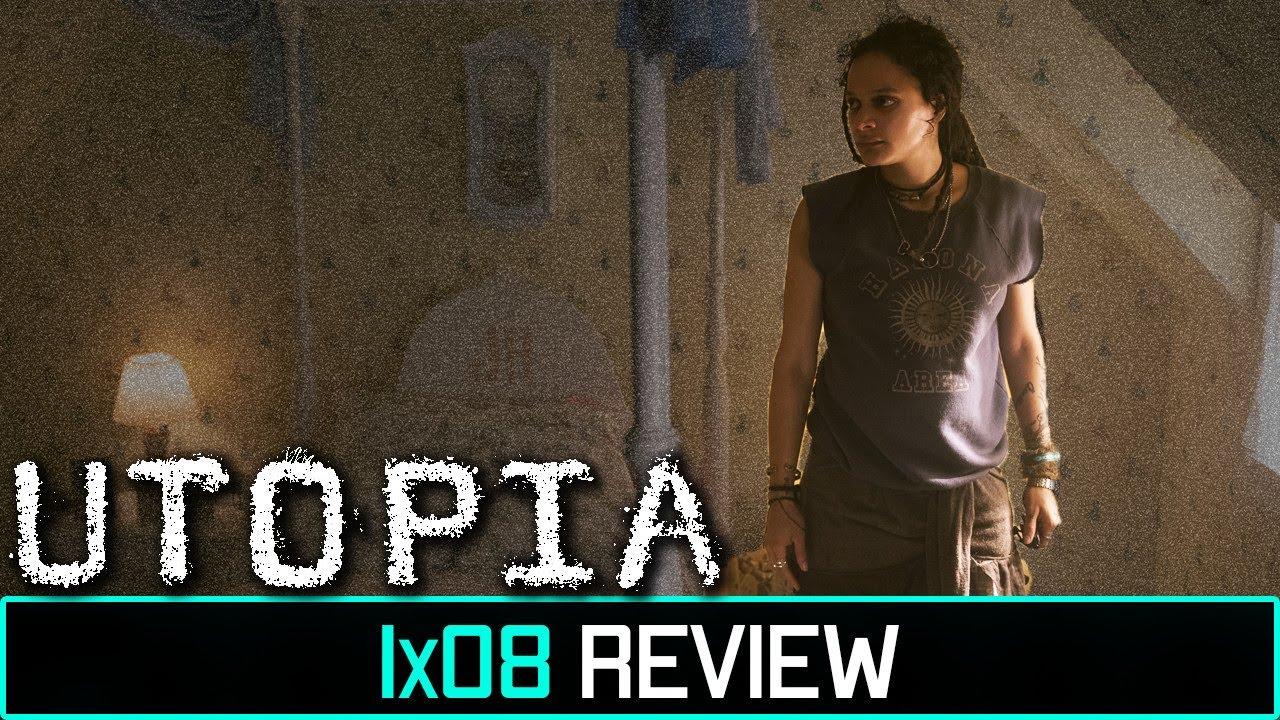 Download Utopia | Amazon Prime | Season 1 Episode 8 'Stay Alive, Jessica Hyde' Finale Review