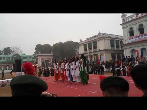 Happy republic day26/1/18 Patna college