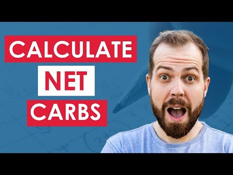 How to Calculate Net Carbs (Low Carb / Keto)